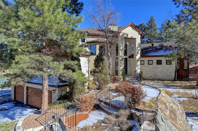 1338 Donner Court, Evergreen, CO 80439 (#9481992) :: Hudson Stonegate Team