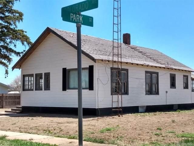 324 Colorado Avenue, Arriba, CO 80804 (#9482007) :: Venterra Real Estate LLC
