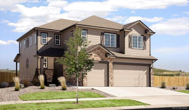 12962 Cory Street, Parker, CO 80134 (#9482037) :: Compass Colorado Realty