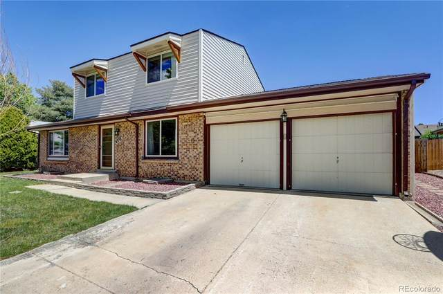 4358 S Granby Way, Aurora, CO 80015 (#9482109) :: The DeGrood Team