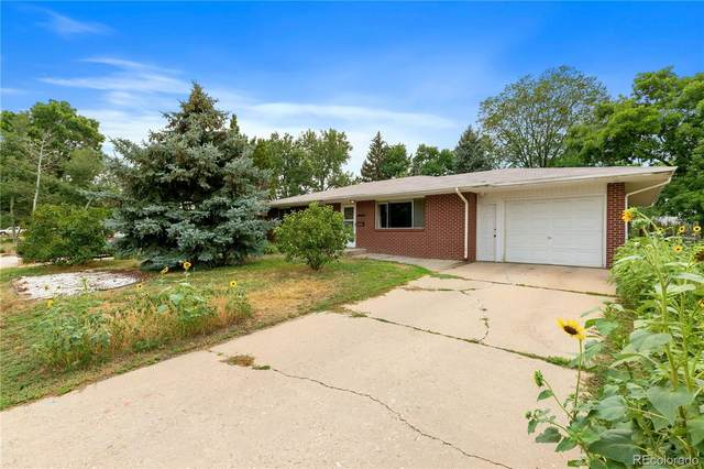 1121 Alford Street, Fort Collins, CO 80524 (#9482172) :: The Gilbert Group