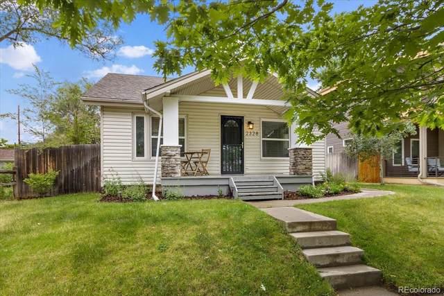 2328 S Williams Street, Denver, CO 80210 (#9482182) :: Colorado Home Finder Realty