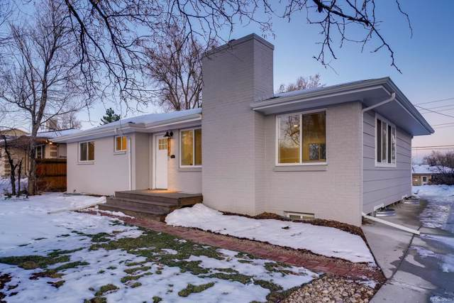 6172 Carr Street, Arvada, CO 80004 (MLS #9482639) :: Keller Williams Realty