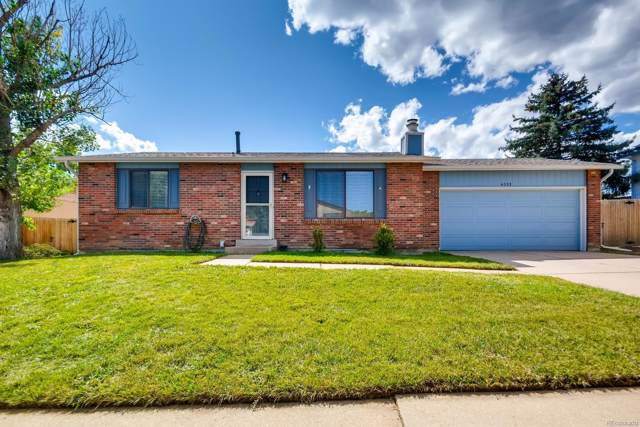 4323 S Cole Street, Morrison, CO 80465 (MLS #9482770) :: 8z Real Estate