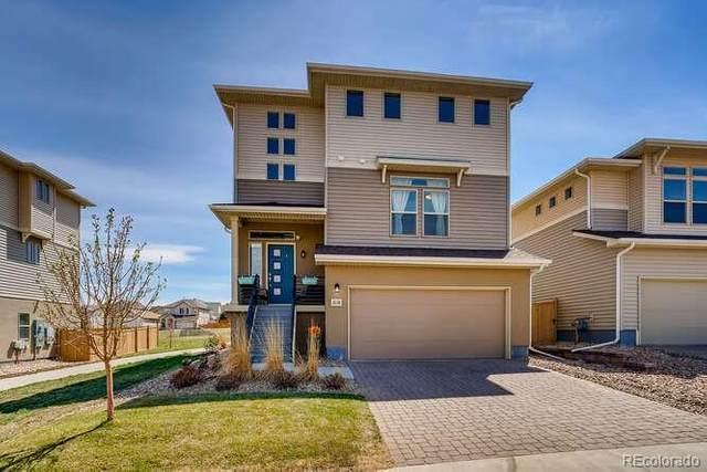 3118 Jonquil Street, Castle Rock, CO 80109 (MLS #9482776) :: 8z Real Estate