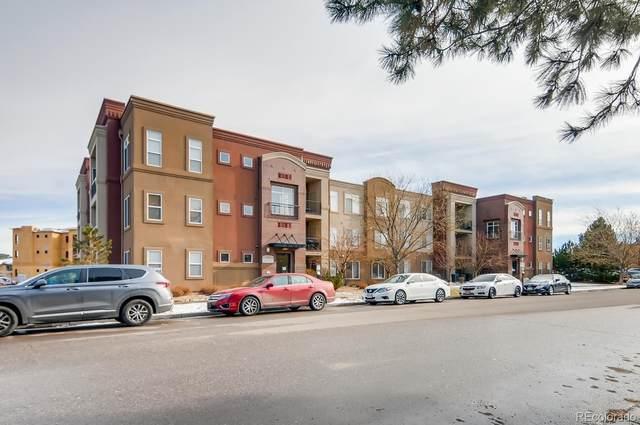 14321 E Tennessee Avenue 1-207, Aurora, CO 80012 (#9482875) :: The Peak Properties Group