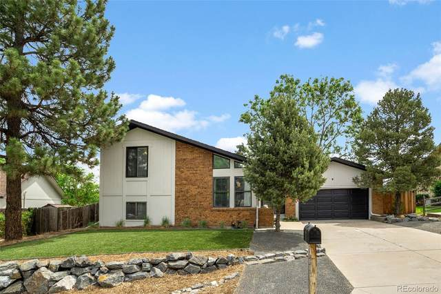 7766 S Elizabeth Court, Centennial, CO 80122 (#9483064) :: Bring Home Denver with Keller Williams Downtown Realty LLC