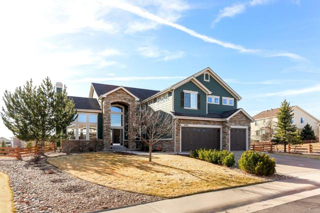 5226 Mining Camp Trail, Parker, CO 80134 (#9483130) :: The Peak Properties Group
