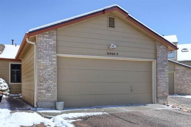 10460 W Fair Avenue D, Littleton, CO 80127 (#9483169) :: Kimberly Austin Properties