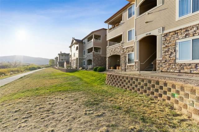 9538 W San Juan Circle #202, Littleton, CO 80128 (MLS #9483248) :: 8z Real Estate