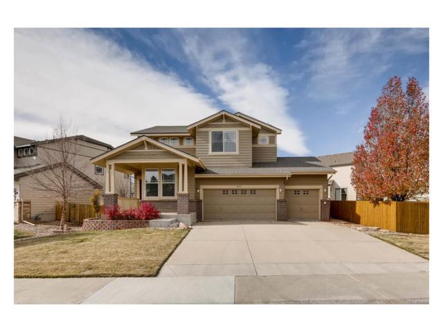 16735 Firebrick Drive, Parker, CO 80134 (MLS #9483478) :: 8z Real Estate