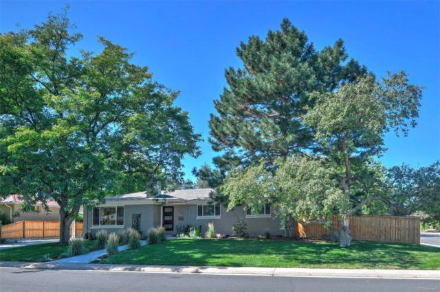 1245 S Eudora Street, Denver, CO 80246 (#9483902) :: House Hunters Colorado