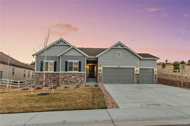 3967 Old Oaks Street, Castle Rock, CO 80104 (#9484323) :: The Artisan Group at Keller Williams Premier Realty