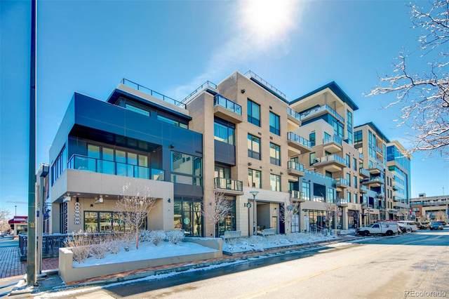 250 Columbine Street #210, Denver, CO 80206 (#9484545) :: The Brokerage Group