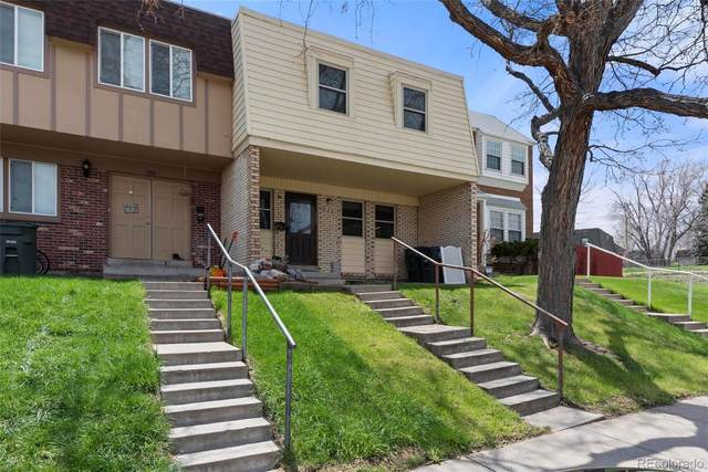 384 E 116th Avenue, Northglenn, CO 80233 (MLS #9484748) :: 8z Real Estate