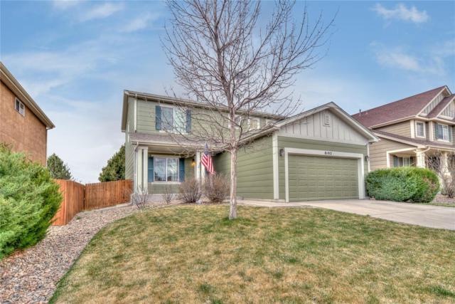 8182 Silver Glen Drive, Fountain, CO 80817 (#9484860) :: Venterra Real Estate LLC
