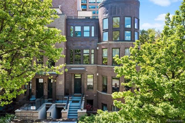 2920 E 17th Avenue, Denver, CO 80206 (#9484917) :: Colorado Home Finder Realty
