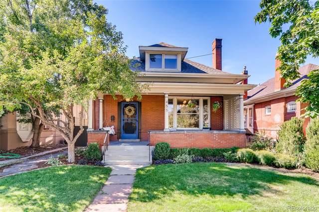455 S Sherman Street, Denver, CO 80209 (#9485082) :: Symbio Denver