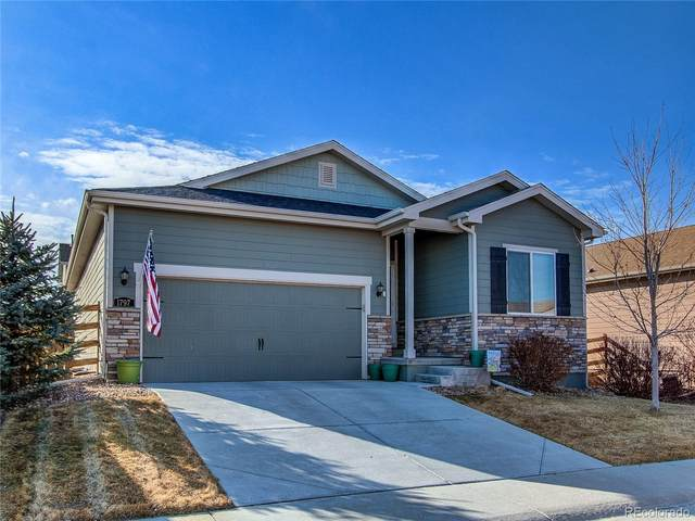 1797 Wildwood Street, Lochbuie, CO 80603 (#9485218) :: The Griffith Home Team
