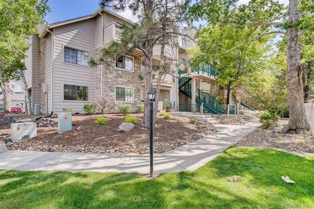 9510 E Florida Avenue #1057, Denver, CO 80247 (#9485250) :: Compass Colorado Realty