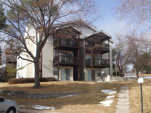 17351 E Mansfield Avenue 422L, Aurora, CO 80013 (#9485290) :: RE/MAX Professionals