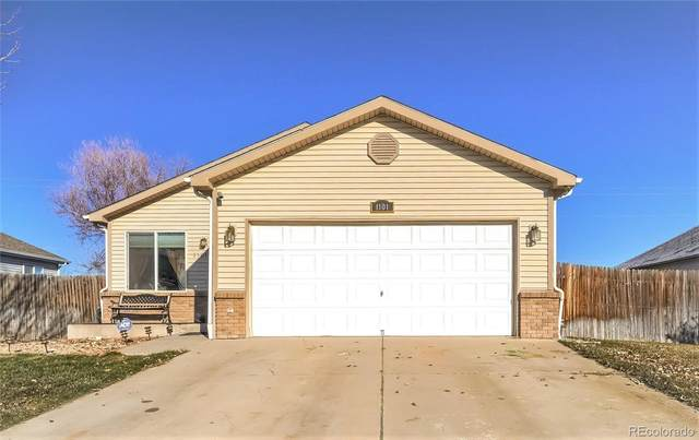1101 Fairacres Lane, Milliken, CO 80543 (#9485432) :: Compass Colorado Realty