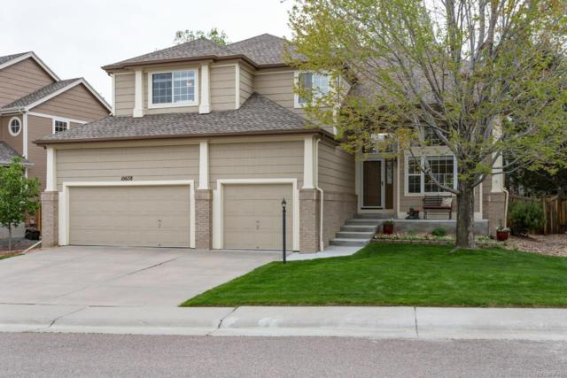 10658 Stone Creek Court, Parker, CO 80134 (MLS #9485473) :: 8z Real Estate