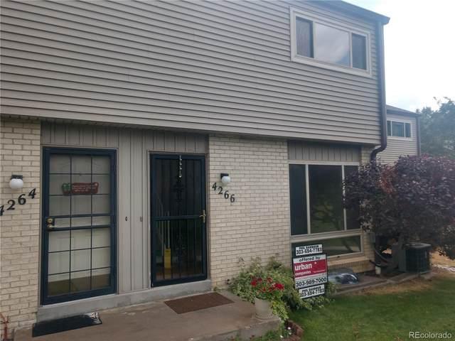 4266 W Pondview Drive, Littleton, CO 80123 (#9485654) :: milehimodern
