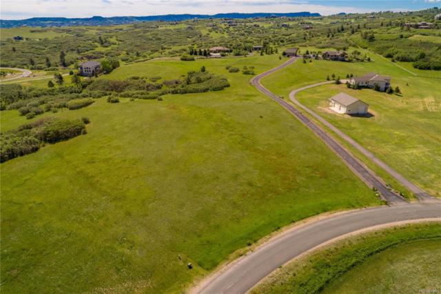 2490 Browning Drive, Castle Rock, CO 80109 (MLS #9485905) :: 8z Real Estate