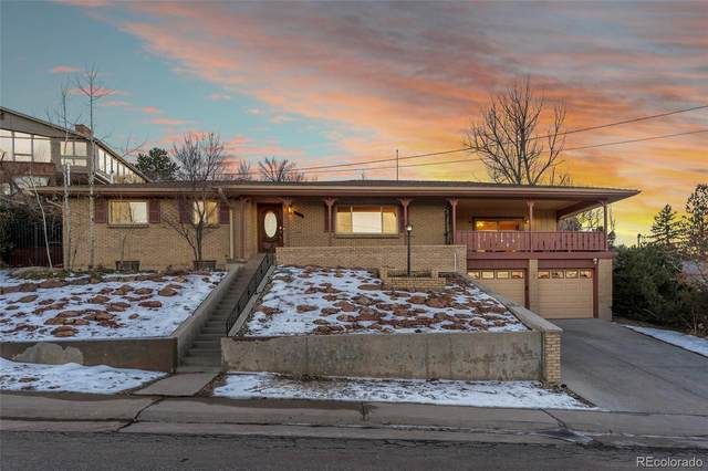 5820 W 50th Avenue, Denver, CO 80212 (#9485997) :: Realty ONE Group Five Star