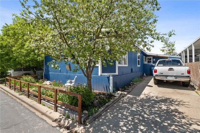 860 W 132nd Avenue #368, Westminster, CO 80234 (#9486079) :: Wisdom Real Estate