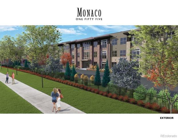 155 S Monaco Parkway #310, Denver, CO 80224 (#9486111) :: Wisdom Real Estate