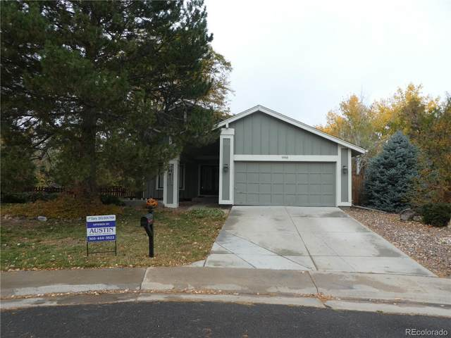 9958 W 87th Avenue W, Arvada, CO 80005 (#9486213) :: My Home Team