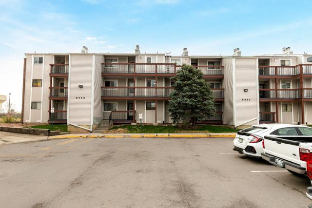 8450 Decatur Street #104, Westminster, CO 80031 (#9486283) :: Mile High Luxury Real Estate