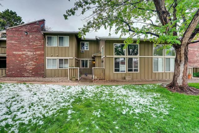 857 S Van Gordon Court B103, Lakewood, CO 80228 (#9486289) :: James Crocker Team