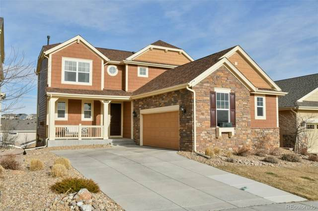 17529 W 84th Place, Arvada, CO 80007 (#9486418) :: The DeGrood Team