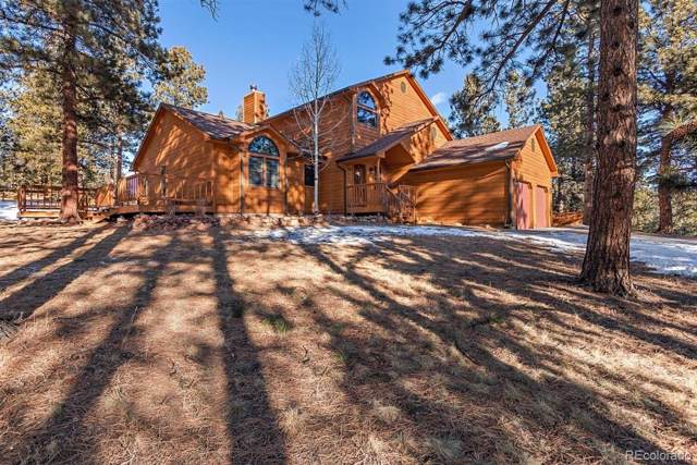 686 Conestoga Road, Bailey, CO 80421 (#9486619) :: The DeGrood Team