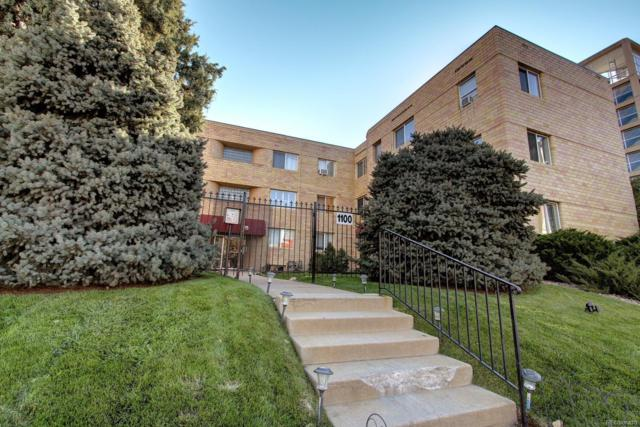 1100 Colorado Boulevard #305, Denver, CO 80206 (#9486662) :: 5281 Exclusive Homes Realty