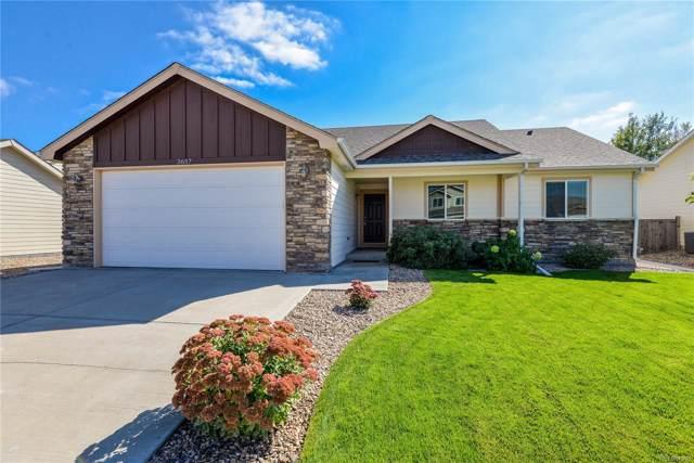 3657 Hyacinth Street, Wellington, CO 80549 (MLS #9486764) :: Kittle Real Estate