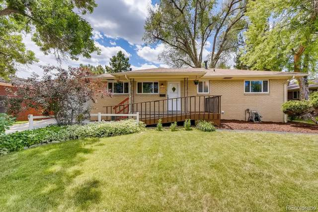 840 E Oakwood Avenue, Centennial, CO 80121 (#9486777) :: The Colorado Foothills Team | Berkshire Hathaway Elevated Living Real Estate