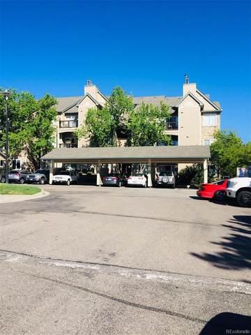 7349 S Alkire Street #306, Littleton, CO 80127 (MLS #9487026) :: Keller Williams Realty