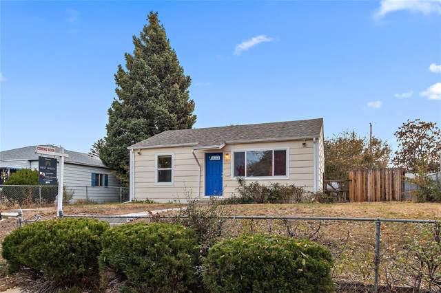 1624 Iola Street, Aurora, CO 80010 (MLS #9487063) :: 8z Real Estate
