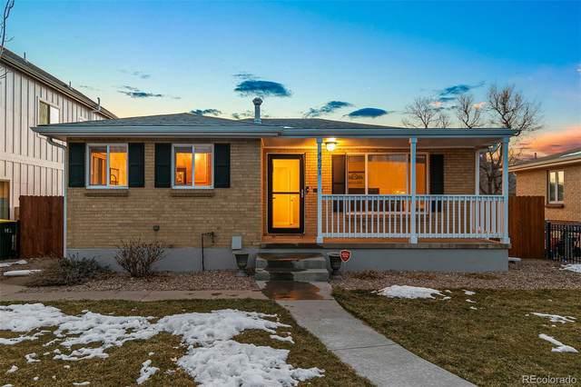 4621 S Lincoln Street, Englewood, CO 80113 (#9487415) :: HomeSmart
