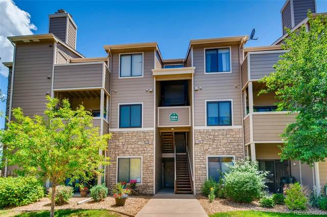 7394 S Alkire Street #302, Littleton, CO 80127 (MLS #9488798) :: 8z Real Estate