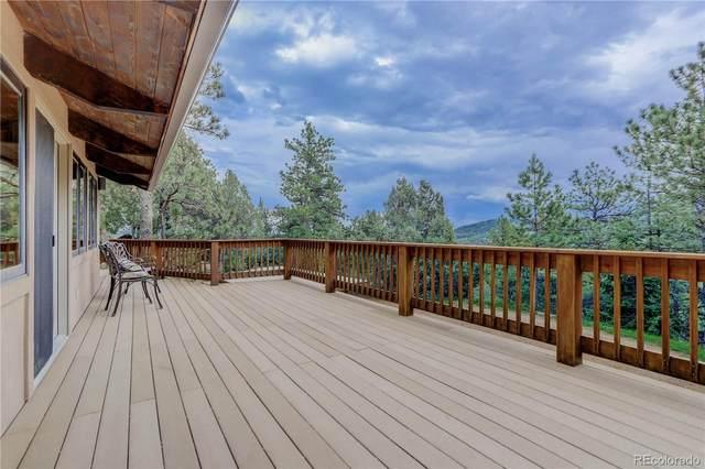 211 Mistletoe Road, Golden, CO 80401 (#9489041) :: Peak Properties Group