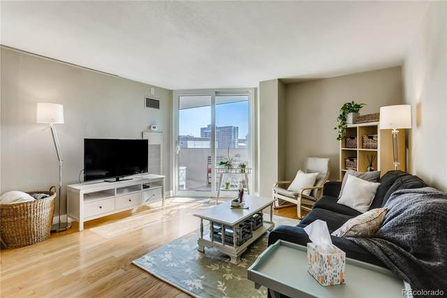 601 W 11th Avenue #1003, Denver, CO 80204 (#9489363) :: The Brokerage Group