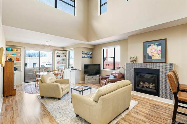 360 S Lafayette Street #403, Denver, CO 80209 (#9489554) :: Wisdom Real Estate
