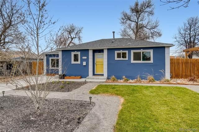 3611 Oneida Street, Denver, CO 80207 (MLS #9489674) :: Keller Williams Realty
