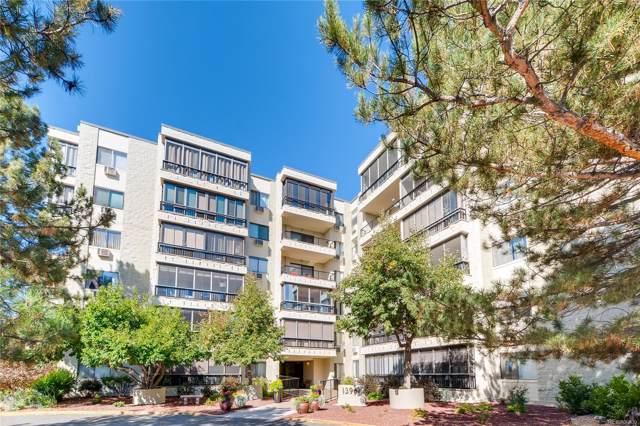 13961 E Marina Drive #301, Aurora, CO 80014 (#9489889) :: The Peak Properties Group