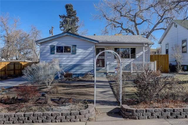 5664 S Huron Street, Littleton, CO 80120 (MLS #9489907) :: 8z Real Estate